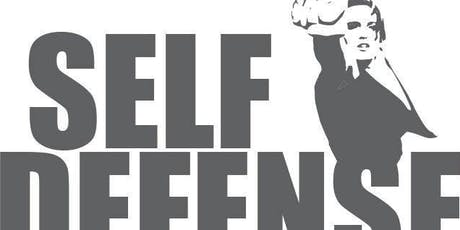 Free women Self Defense clinic and Healthy Lifestyle sampler   tickets