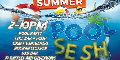 6IXSESH POOL PARTY