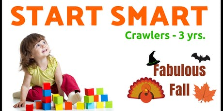 Start Smart at GymKix | Fabulous Fall Session tickets