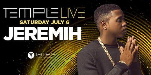 Temple Live feat. Jeremih