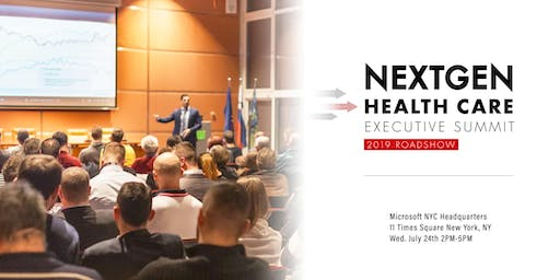 NextGen Health Care Executive Summit NYC