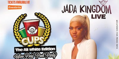 CUPS 2019 ALL WHITE COOLER POOL PARTY