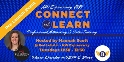 NW Expressway OKC, OK: Connect & Learn | Networking & Sales Training