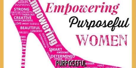 Empowering Purposeful Women LIVE October Power UP Event tickets