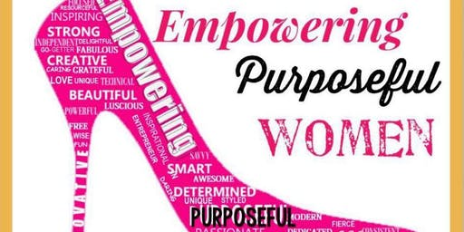 Empowering Purposeful Women LIVE October Power UP Event