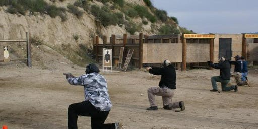 NRA Instructor Basics of Personal Protection Outside The Home Course