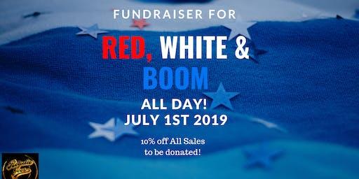 Red,White & Boom Fundraiser