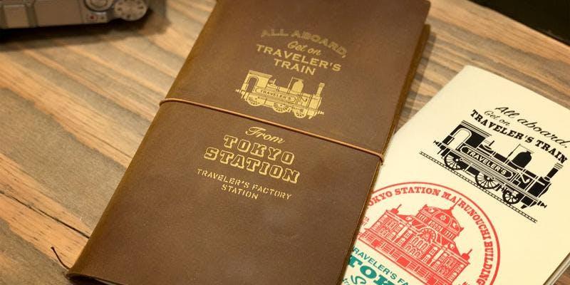 Traveler's Notebook Factory Tour Experience