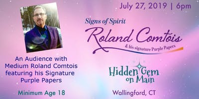 Signs of Spirit with Roland Comtois
