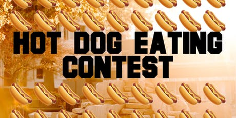 First Friday Hot Dog Eating Contest tickets