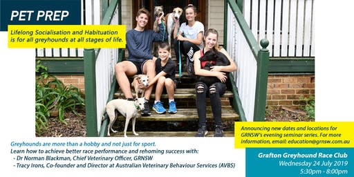 Pet Prep - Grafton Greyhound Racing Club