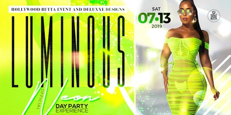 LUMINOUS DAY PARTY  tickets
