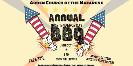 Free Community Event- Annual Independence Day BBQ tickets
