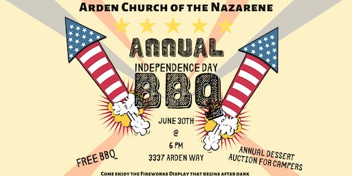 Free Community Event- Annual Independence Day BBQ