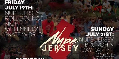 Nupe Jersey BBQ Weekend 2019 tickets