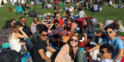 Off the Grid Sunday Picnic with Music, Drinks, and Games! [Presidio]