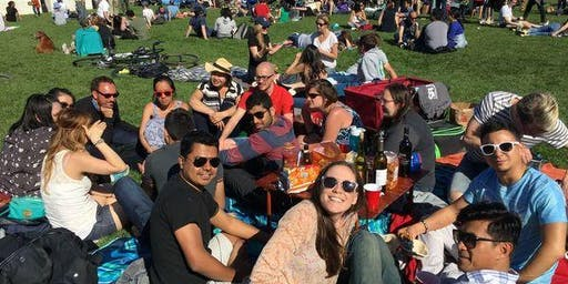 Off the Grid Sunday Picnic with Food Trucks, Music, and Drinks! [Presidio]