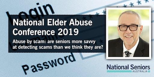 National Seniors Australia breakfast presentation