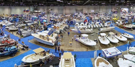 Orlando Boat Show - August 2019