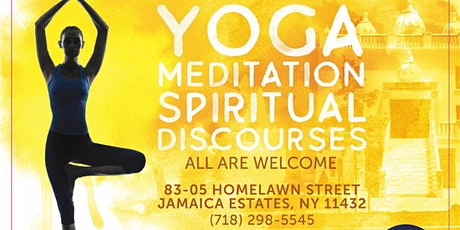 Meditation Classes tickets