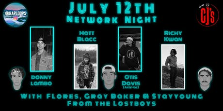 JULY 12 - Network Night tickets