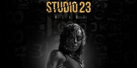 "Mon(7/1) Hoodcelebrity ""LIVE"" @ Studio23 Miami / ALL FREE b4 12:30 on RSVP tickets"