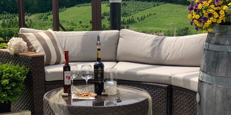 California Style  Outdoor Wine Tasting at Blue Ridge Winery tickets