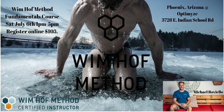Wim Hof Method Fundamentals Course tickets