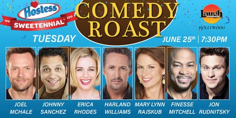 Joel McHale, Harland Williams, Finesse Mitchell and more - Hostess Event! tickets