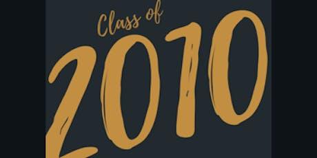 Culpeper High & Eastern View High Class of 2010 (10 Year Joint Reunion) tickets