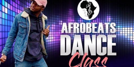 Afrobeats Dance Class With PINKHAT
