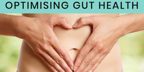 Optimising Gut Health  tickets