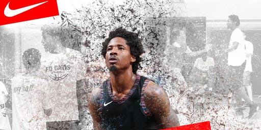 Ed Davis Basketball camp