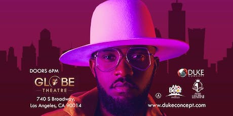 FALLY IPUPA LIVE IN LOS ANGELES  tickets