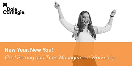 New Year, New You: Goal Setting and Time Management Workshop tickets