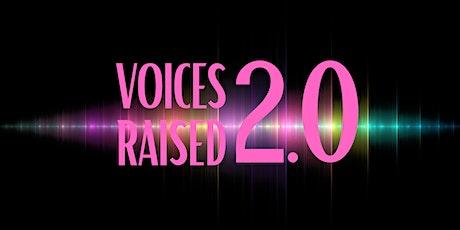 Avanti Chamber Singers: VOICES RAISED 2.0 tickets