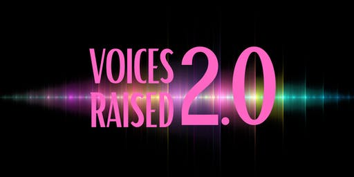 Avanti Chamber Singers: VOICES RAISED 2.0