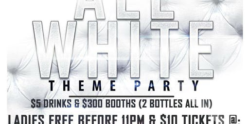 Toronto's All White Party