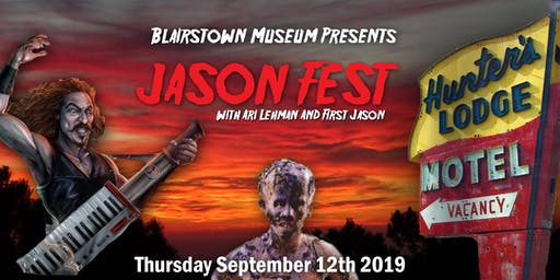 Friday the 13th: Jason Fest w/ Ari Lehman & First Jason Band
