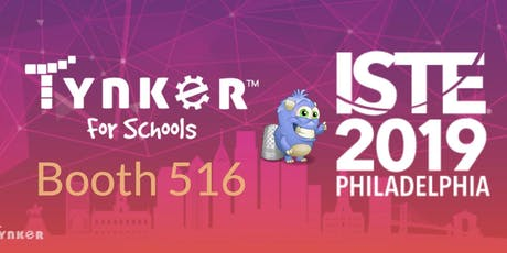 Tynker at ISTE 2019: STEM and Coding Mastery!  tickets