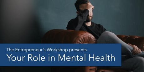 Your Role in Mental Health tickets