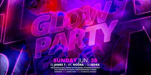HYPE Sundays - Glow Party