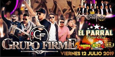 Grupo Firme En Vivo y Banda Real Conkistadora En El Parral Night Club