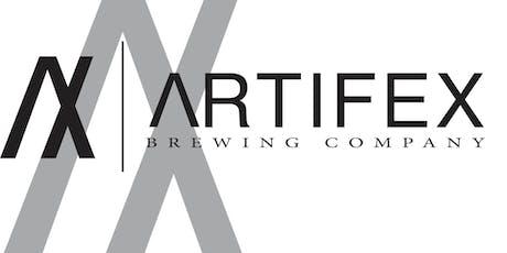 Artifex Craft Beer Dinner at Vino Nostra Wine Bar...June 27th @6:30pm tickets