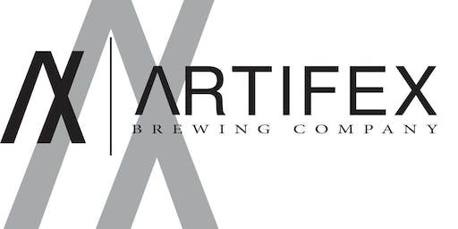 Artifex Craft Beer Dinner at Vino Nostra Wine Bar...June 27th @6:30pm
