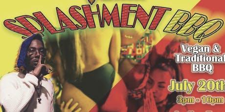 Zimma Entertainment: Splashment Traditional & Vegan BBQ tickets