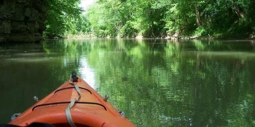 Float The Burg Kayak Tour!