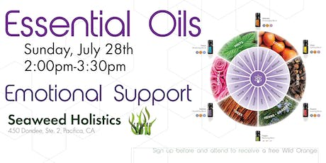 Emotional Aromatherapy & Essential Oils tickets