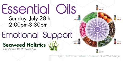 Emotional Aromatherapy & Essential Oils