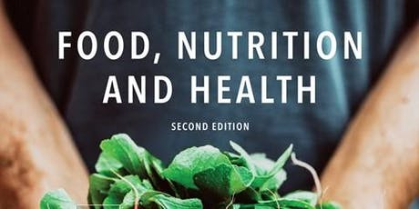 Book Launch | Food, Nutrition and Health tickets